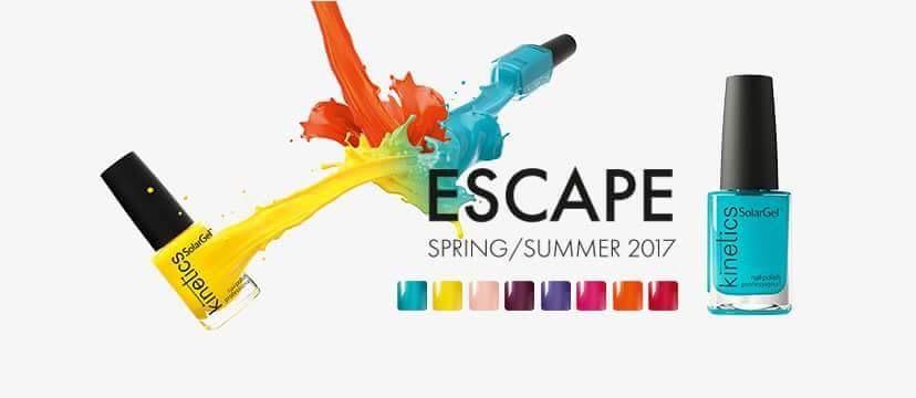 Escape kinetics