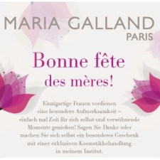 Muttertag Maria Galland