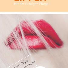 Samt weiche Lippen