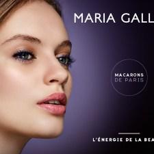 Make-up Look Macarons de Paris