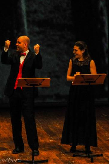 L'album dei ricordi. 31 ottobre 2015, Teatro Storchi
