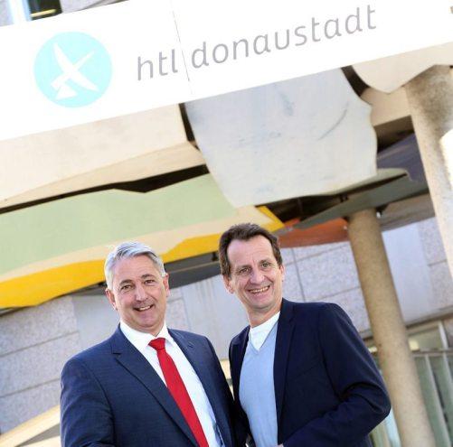 """Oxonitsch und Nevrivy eröffnen """"Zukunftsbezirk Donaustadt"""""""