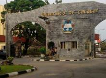 University of Calabar (UNICAL) Admission List for 2019/2020 Academic Session | 1st & 2nd Batch [UPDATED]