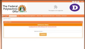 Offa-poly-hnd-admission-list
