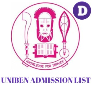 Uniben-Admission-List
