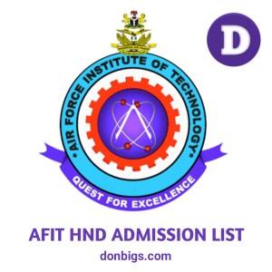 afit-hnd-admission-list