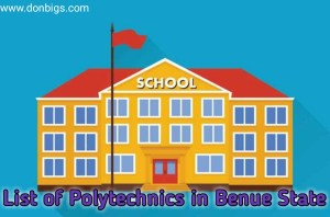List of Polytechnics in benue state