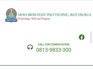 AKWAIBOMPOLY hnd Admission form