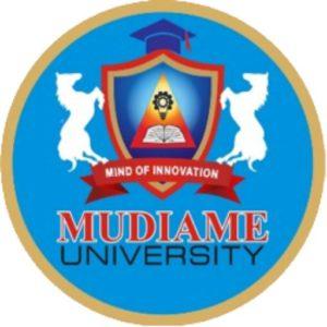 Mudiame University school fees