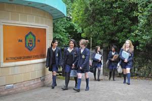 grammar schools in uk