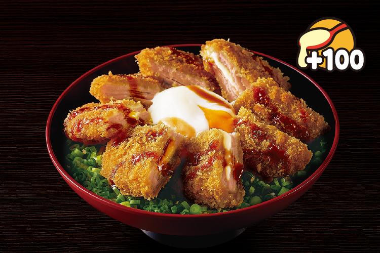極(きわみ)ポーク ミルフィーユカツ丼