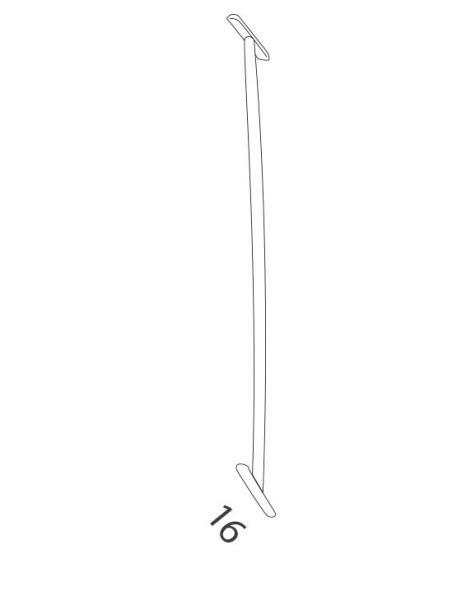 Cordón elástico medidas