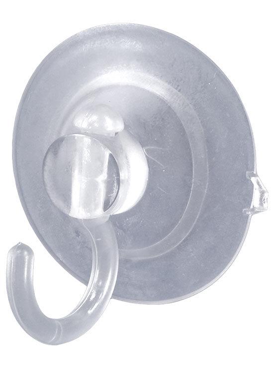 Ventosa doble con gancho giratorio