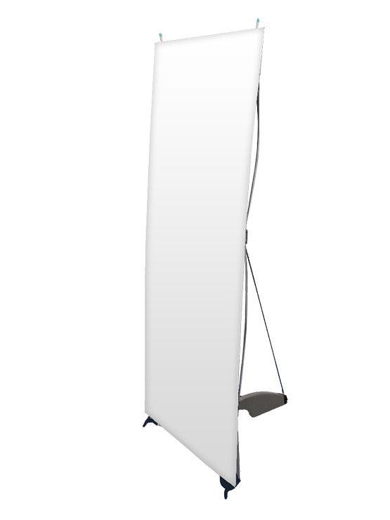 Banner para exterior blanco
