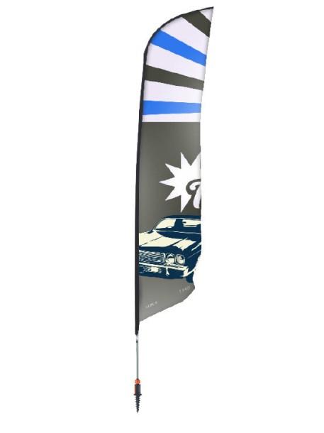 Fly Banner Knife ejemplo 2