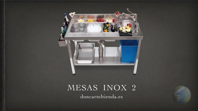 Mesas Inox 2
