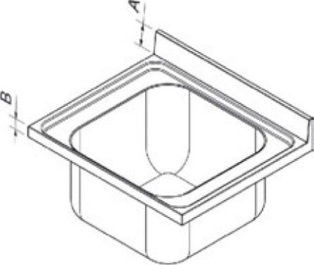 Fregadero Inox Dos Cubetas con Escurridor imagen 3