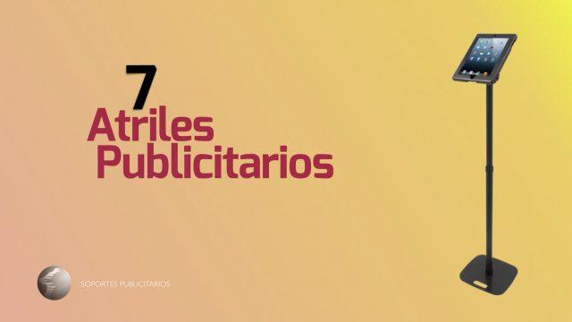 Los 7 Mejores Atriles Publicitarios