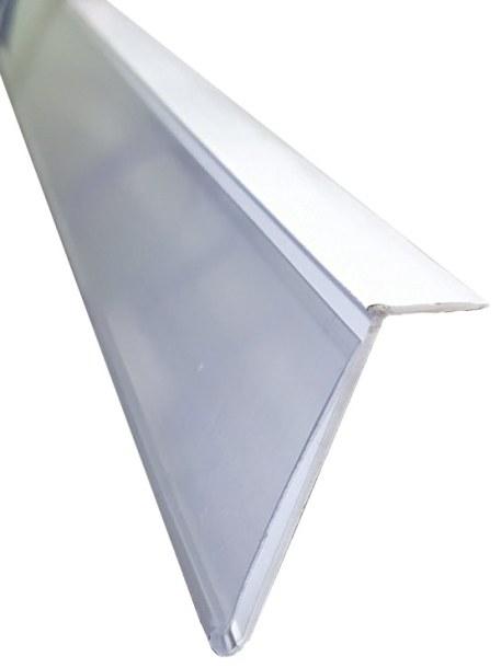 Perfil Porta Precio Adhesivo L-30 exterior