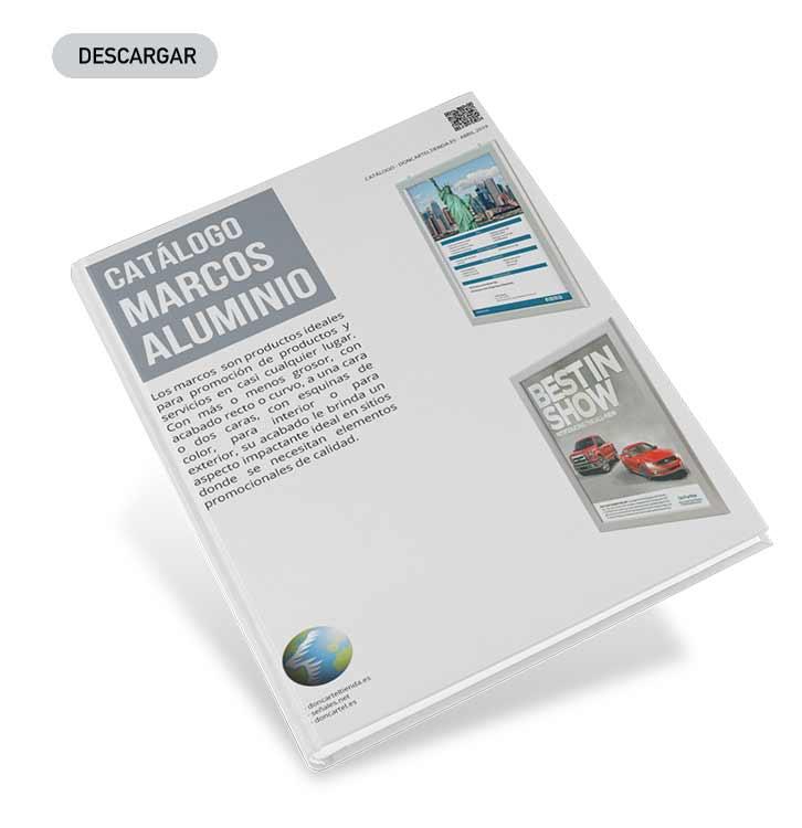 descargar catálogo marcos de aluminio 2019