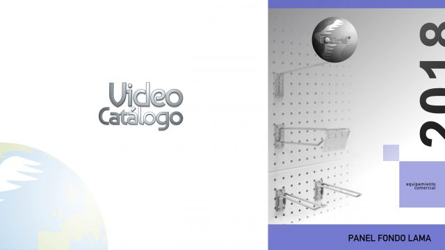 Panel fondo lama video catálogo 2018