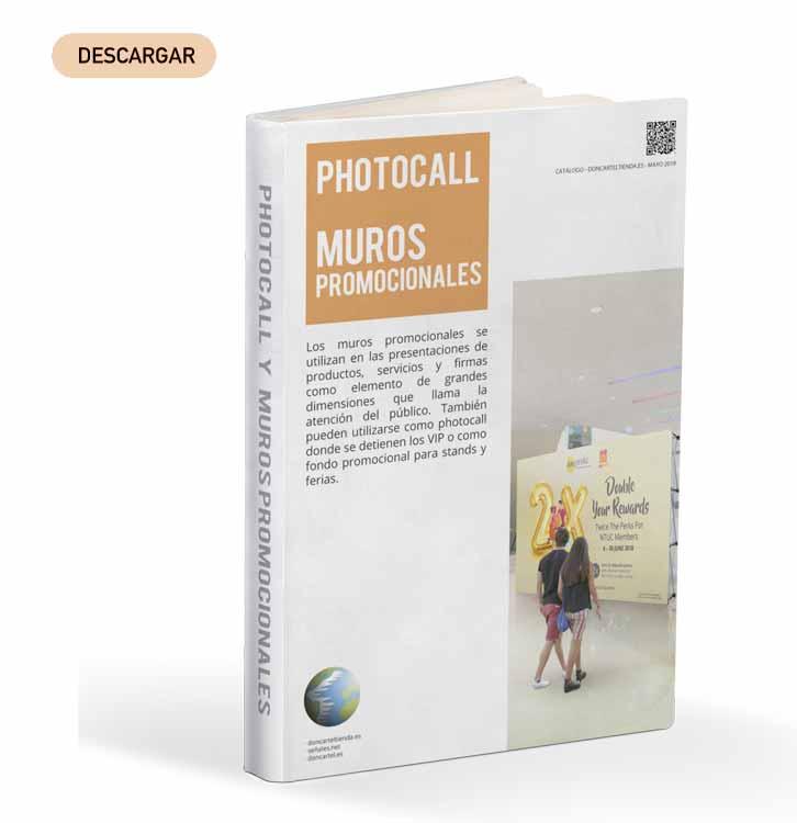 descargar catálogo photocall y muros promocionales