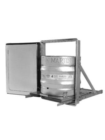 Puerta para barril de cerveza