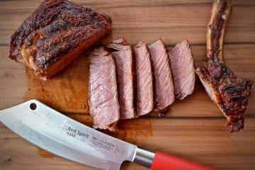 Gesmoktes Tomahawk Steak