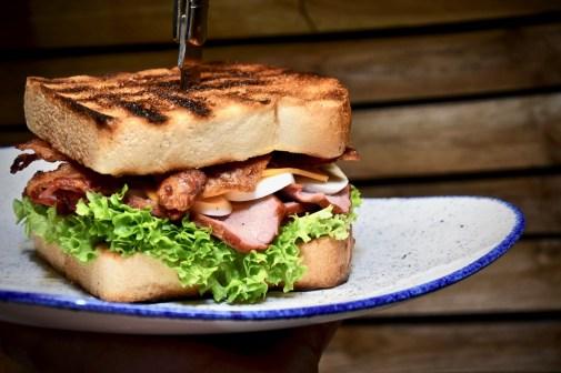 Eyeround Sandwich