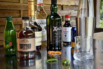 Cocktails zum Grillen