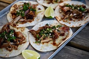 Kubanische Pulled Pork Tacos