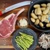 Tomahawk Steak vom Outdoorchef Ascona