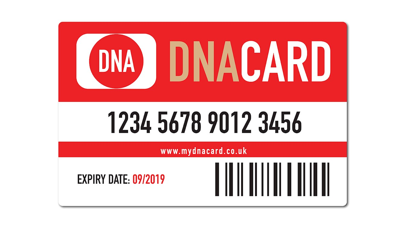 dna card doncaster rovers