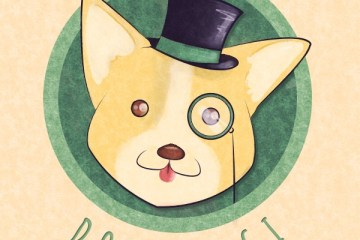 don corgi logo