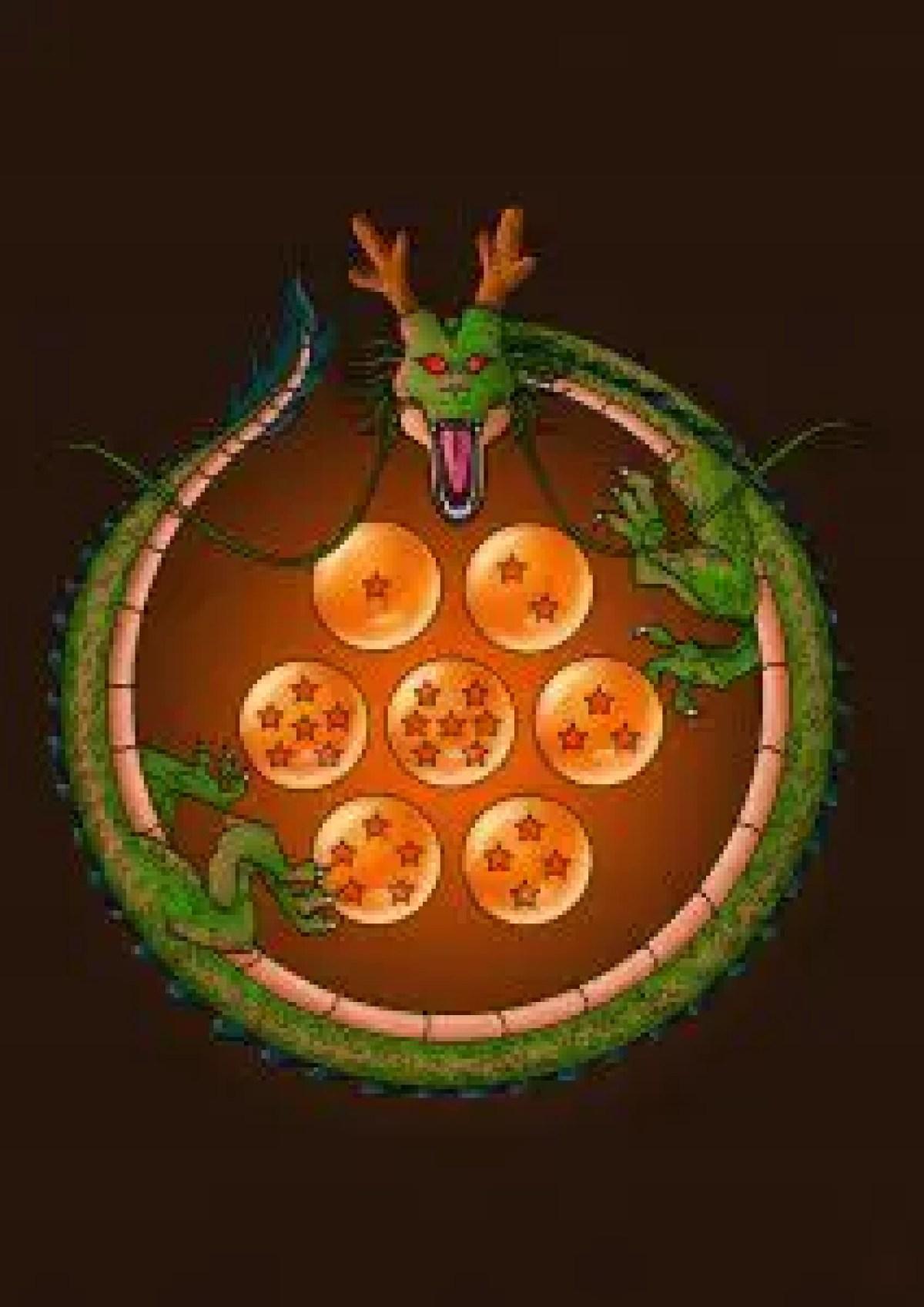 eternal dragon shenron, dragon ball z, dragon balls, dragon, ouroboros, nostalgic, nostalgia, artwork, illustration