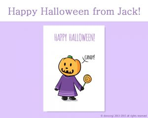 Animal Crossing Printable Card, Happy Halloween on Etsy by Don Corgi