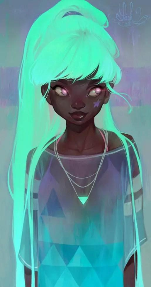 Lumen by Loish, Inspirational Artist