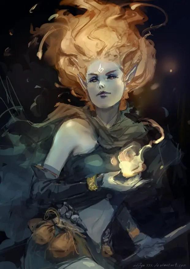 Fantasy Character by Aditya Ikranegara on Deviantart - Don Corgi