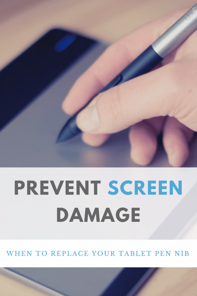 When to Replace Your Tablet Pen Nib - Prevent Screen Damage!