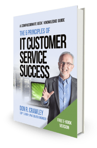 IT customer service book