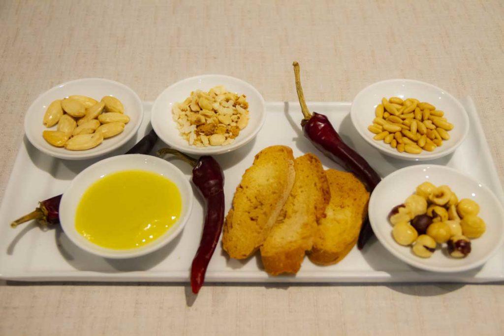 Ingredientes bacalao