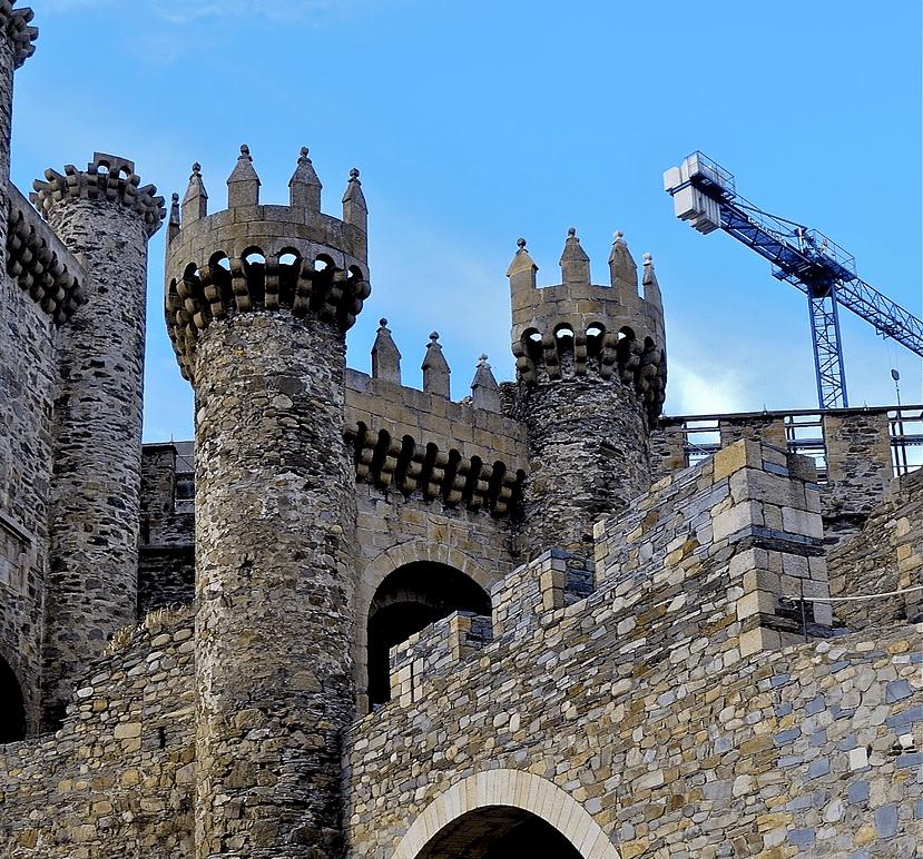 Castillos de Castilla y León