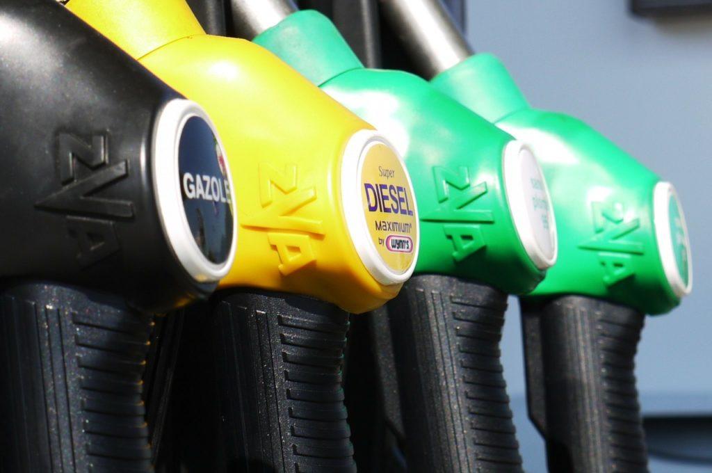 vehículos biodiesel