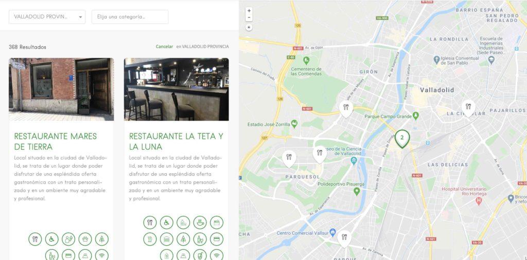comer bien en Valladolid y en la provincia