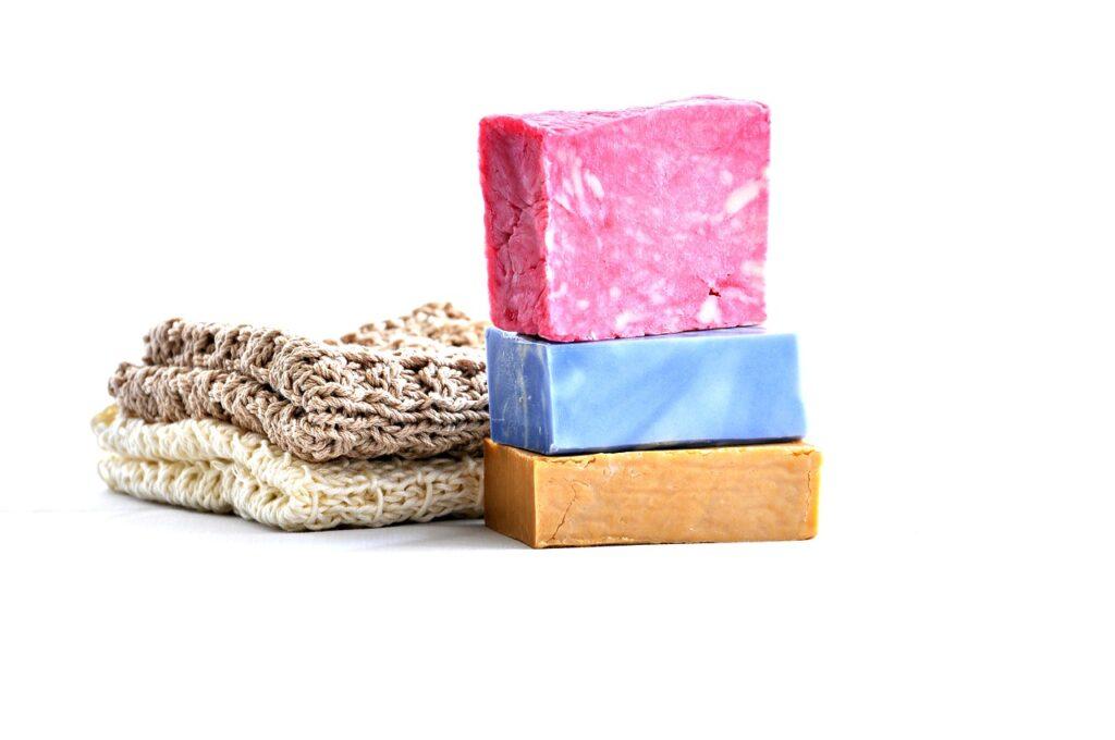 jabón casero con aceite ecológico
