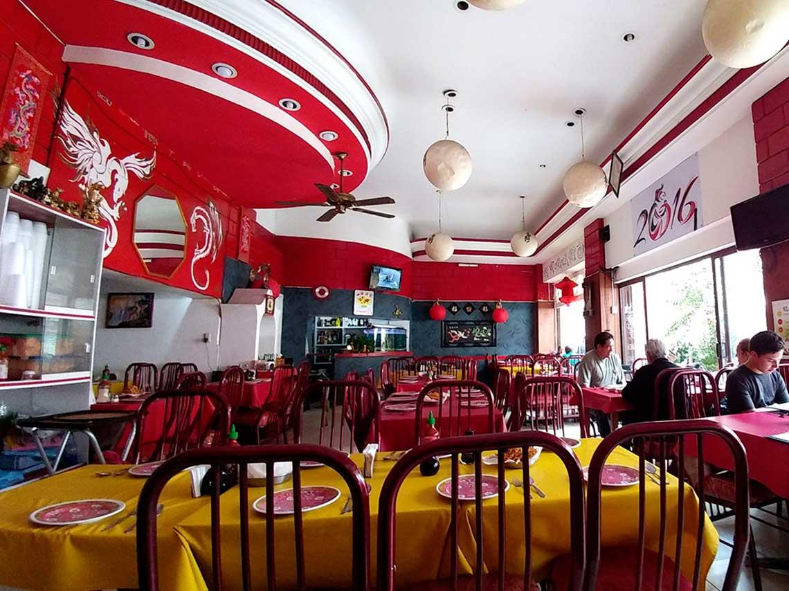 Barrio Chino en la Ciudad de Mxico con sabor oriental