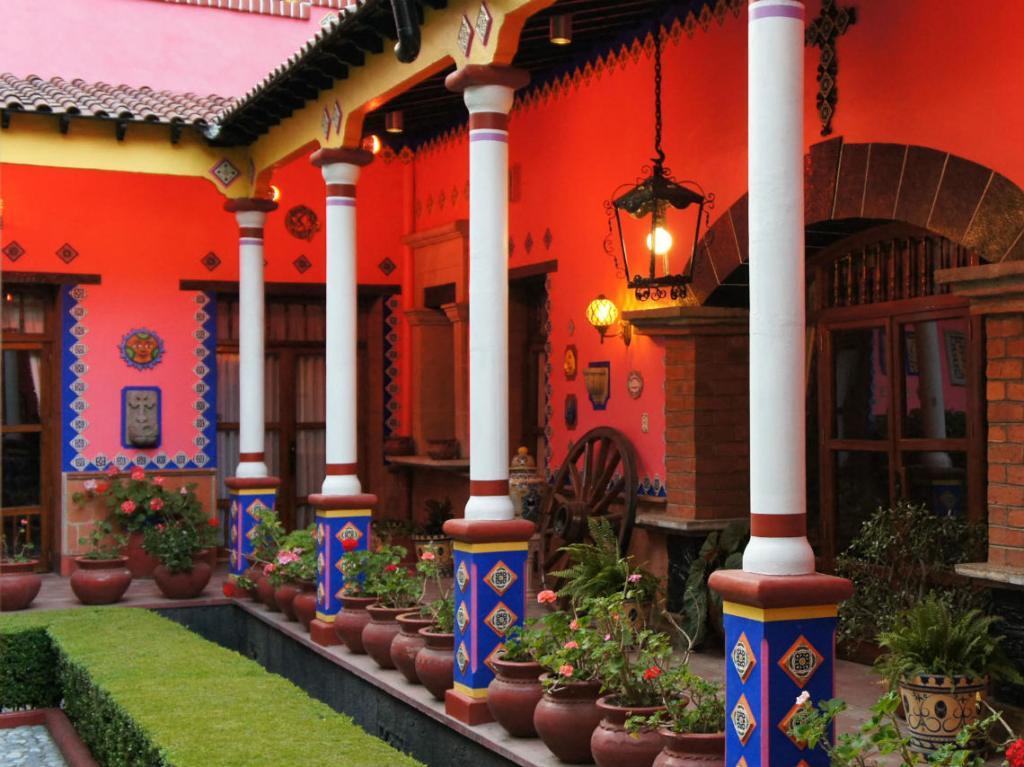 5 haciendas en morelos para el fin de semana d nde ir for Decoracion de casas tipo hacienda