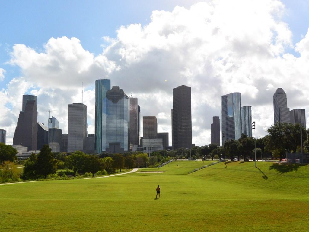 Visitando Houston