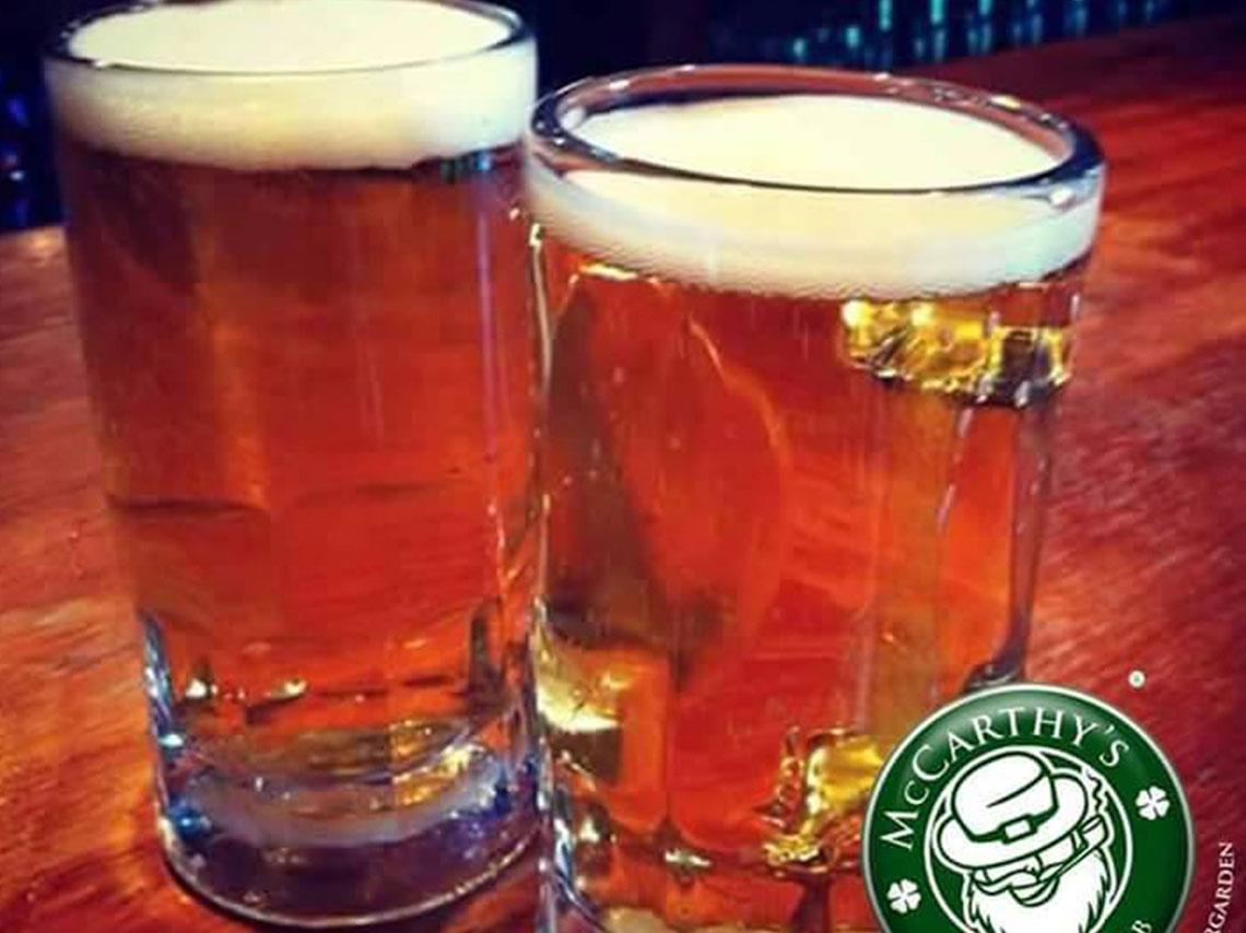 Estos pubs en CDMX tiene magia y cerveza irlandesa, la comida nunca falta y siempre encontrarás música o bandas de rock tocando en vivo.