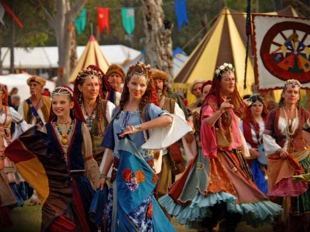 Festivales medievales de febrero en la Ciudad de Mexico1